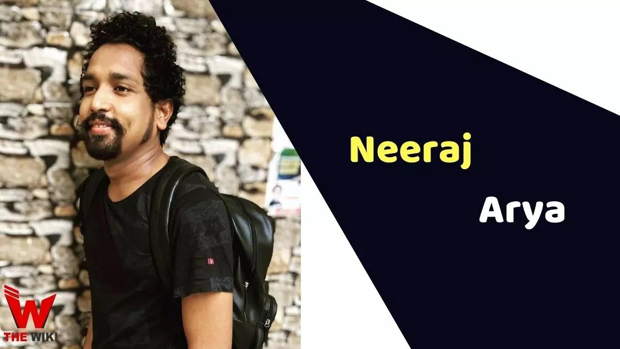 Neeraj Arya (Kabir Cafe)