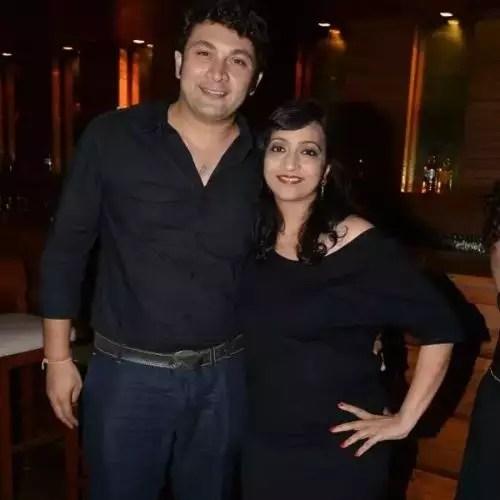 Rajesh Kumar and Madhavi Chopra