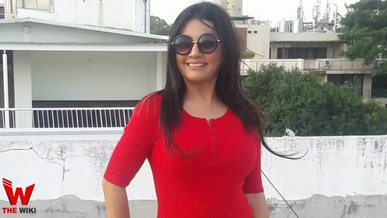 Sucheta Khanna (Actress)