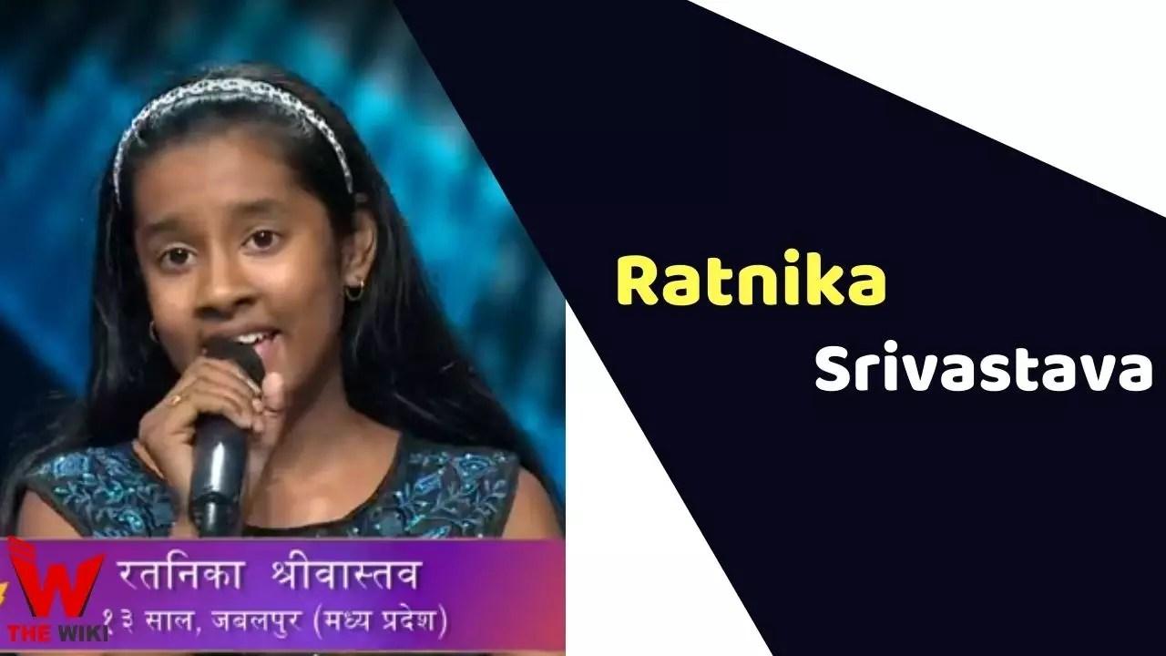 Ratnika Srivastava (Taare Zameen Par)