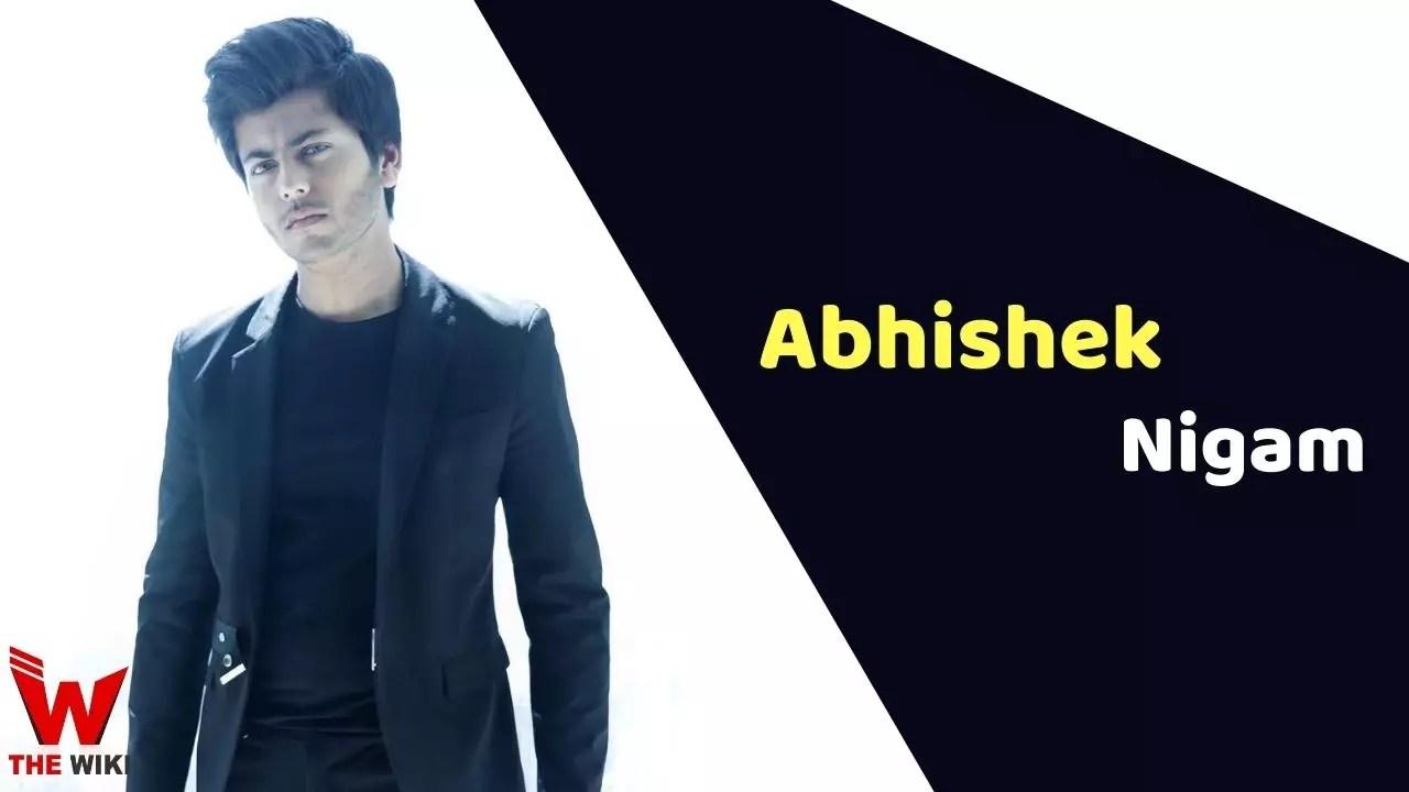 Abhishek Nigam (Actor)