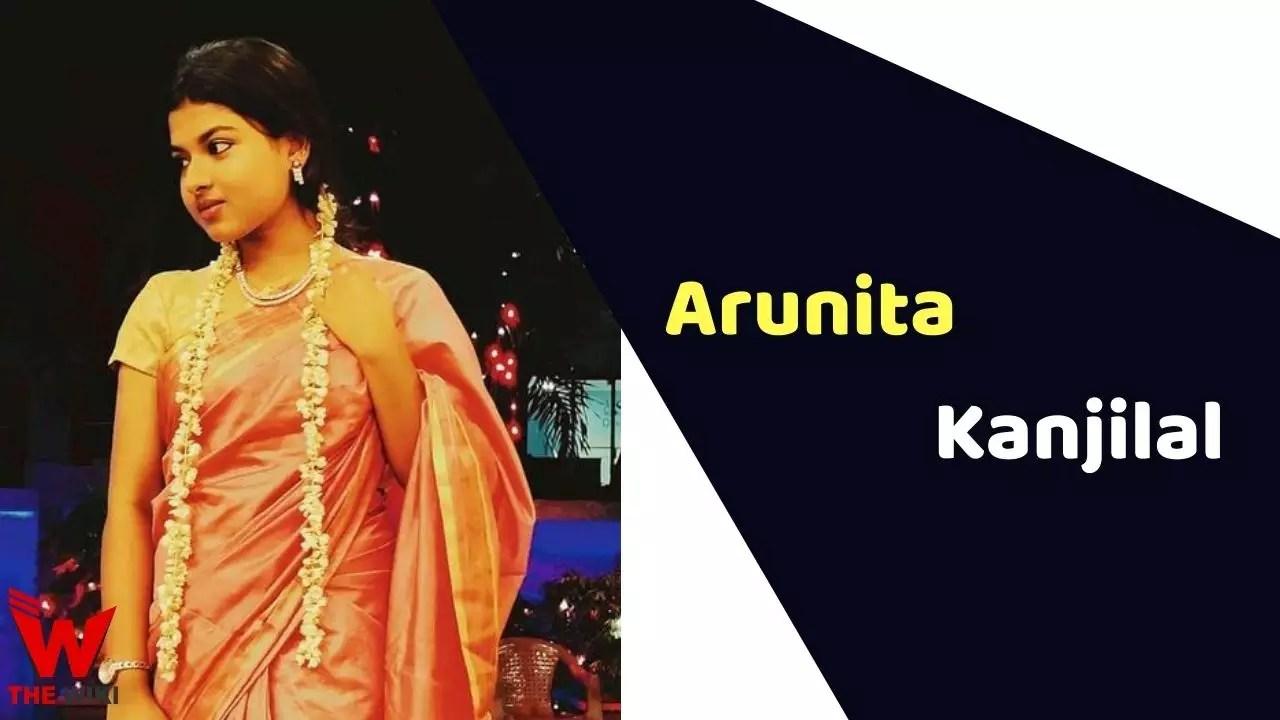 Arunita Kanjilal (Singer)