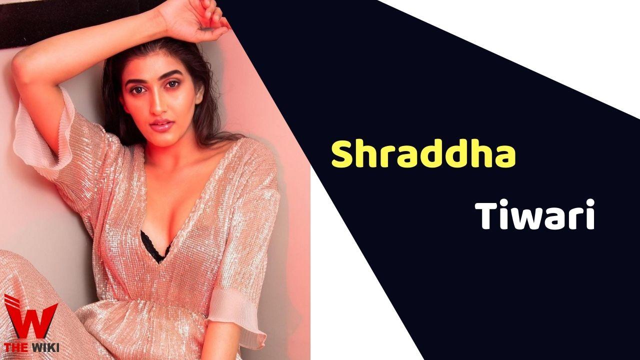 Shraddha Tiwari (Actress)