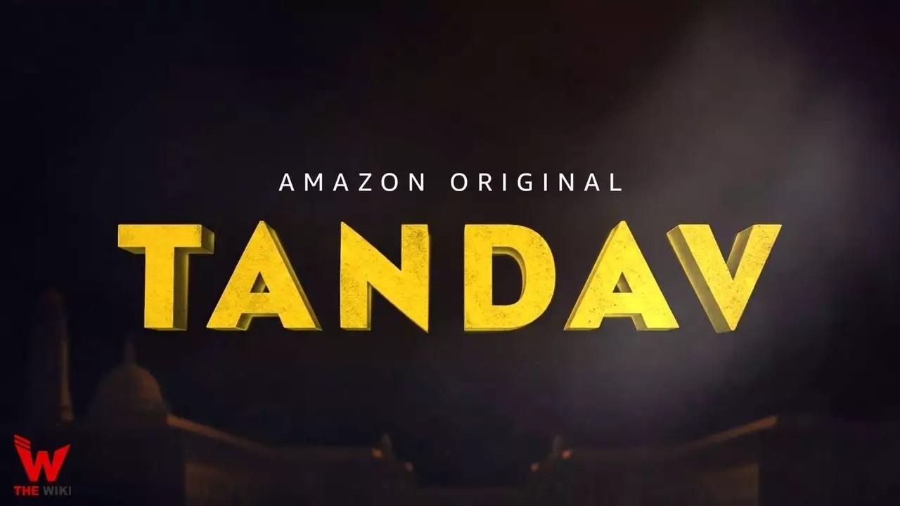 Tandav (Amazon Prime)