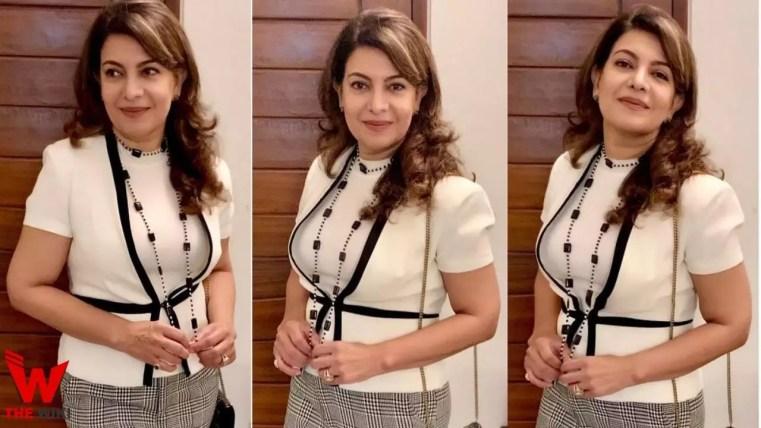Divya Seth Shah (Actress)