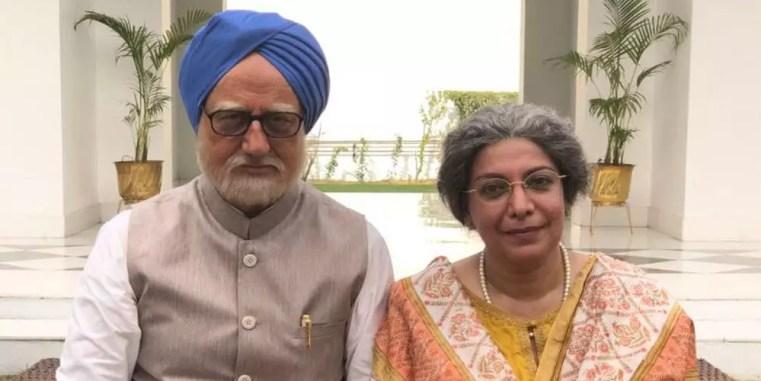 Divya Seth in The Accidental Prime Minister