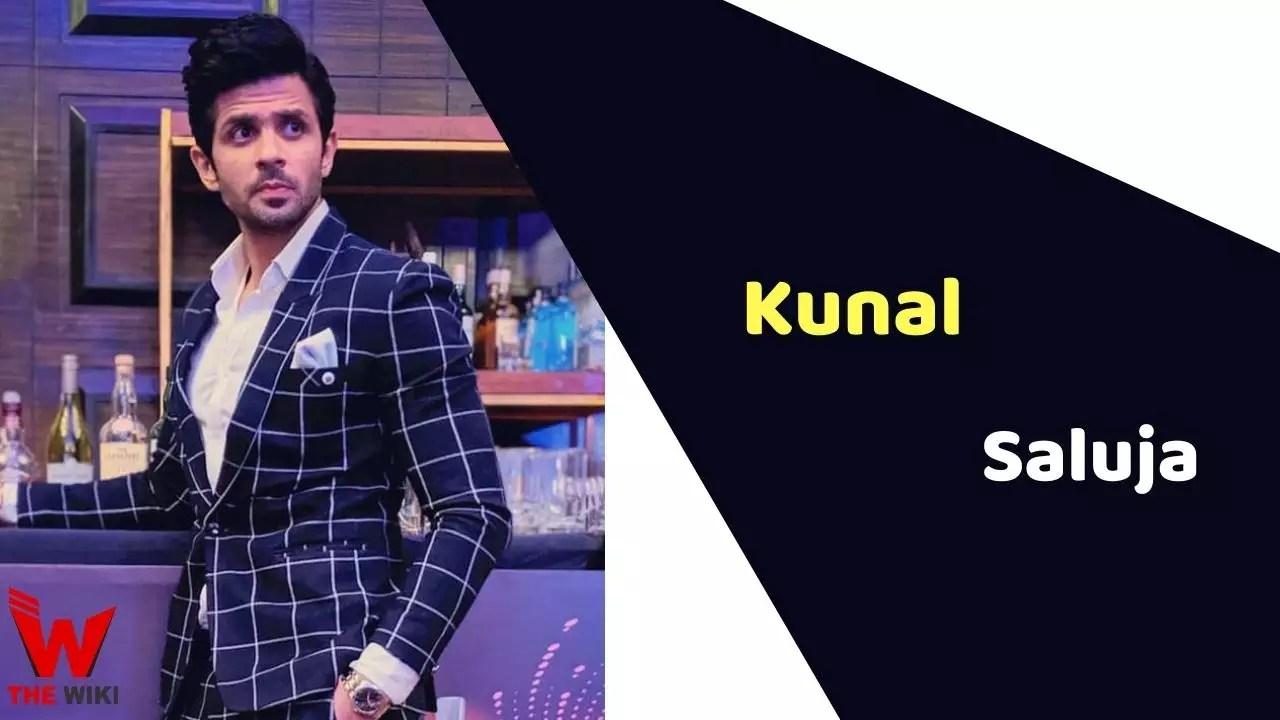 Kunal Saluja (Actor)