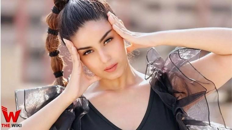 Srishty Rode (Actress)