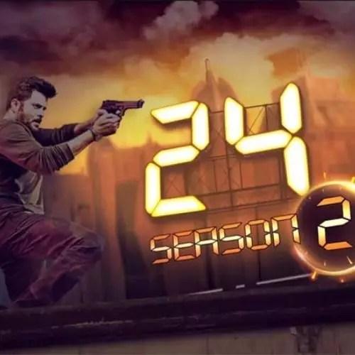 24 (season 2) (2016)