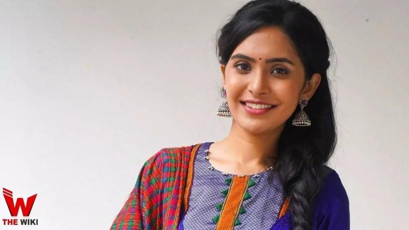 Anushka Sarkate (Actress)