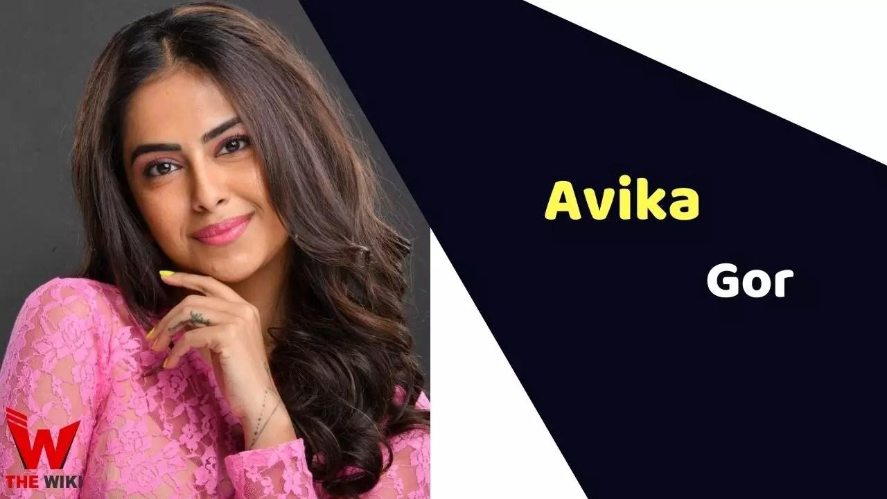 Avika Gor (Actress)