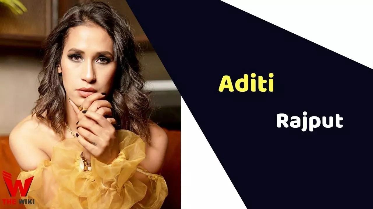 Aditi Rajput (MTV Splitsvilla)