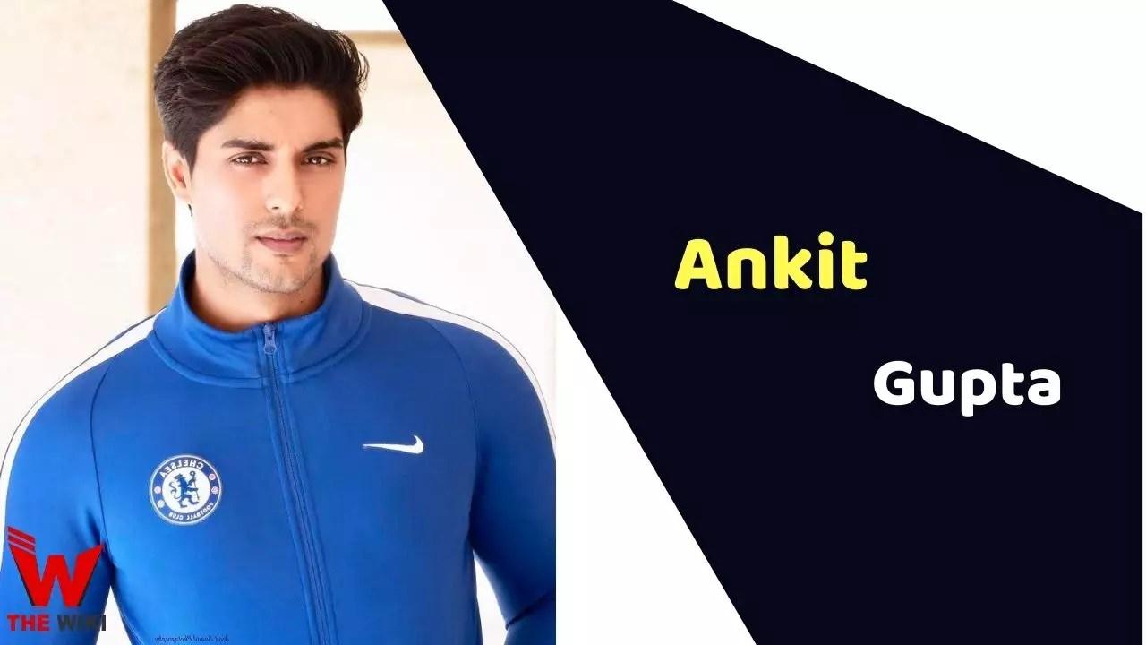 Ankit Gupta (Actor)
