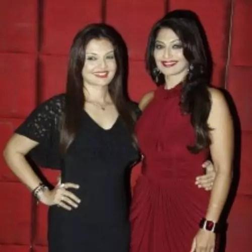 Deepshika Nagpal with Her Sister Arti Nagpal