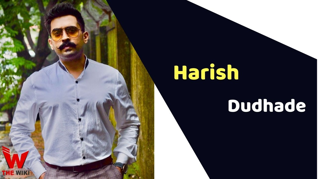 Harish Dudhade (Actor)