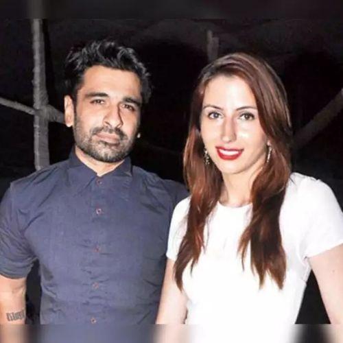 Natalie Di Lucio and Ejaz Khan