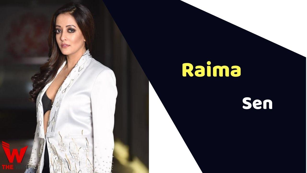 Raima Sen (Actress)