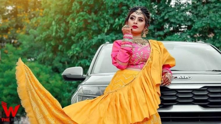 Ankita Dave (Actress)
