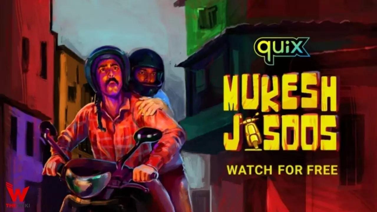 Mukesh Jasoos (Disney+ Hotstar Quix)
