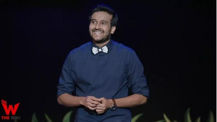 Sahil Shah (Comedian)
