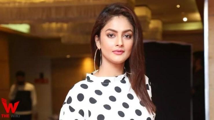 Sairity Banerjee (Actress)