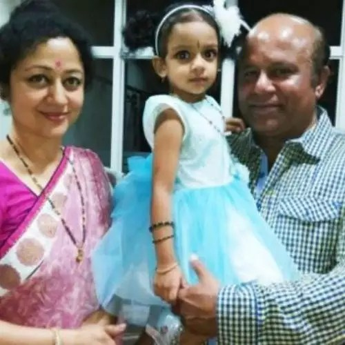 Vinaya Prasad and Jyoti Prakash