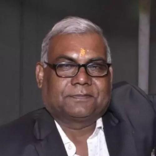 Atul Kumar Sharma Father