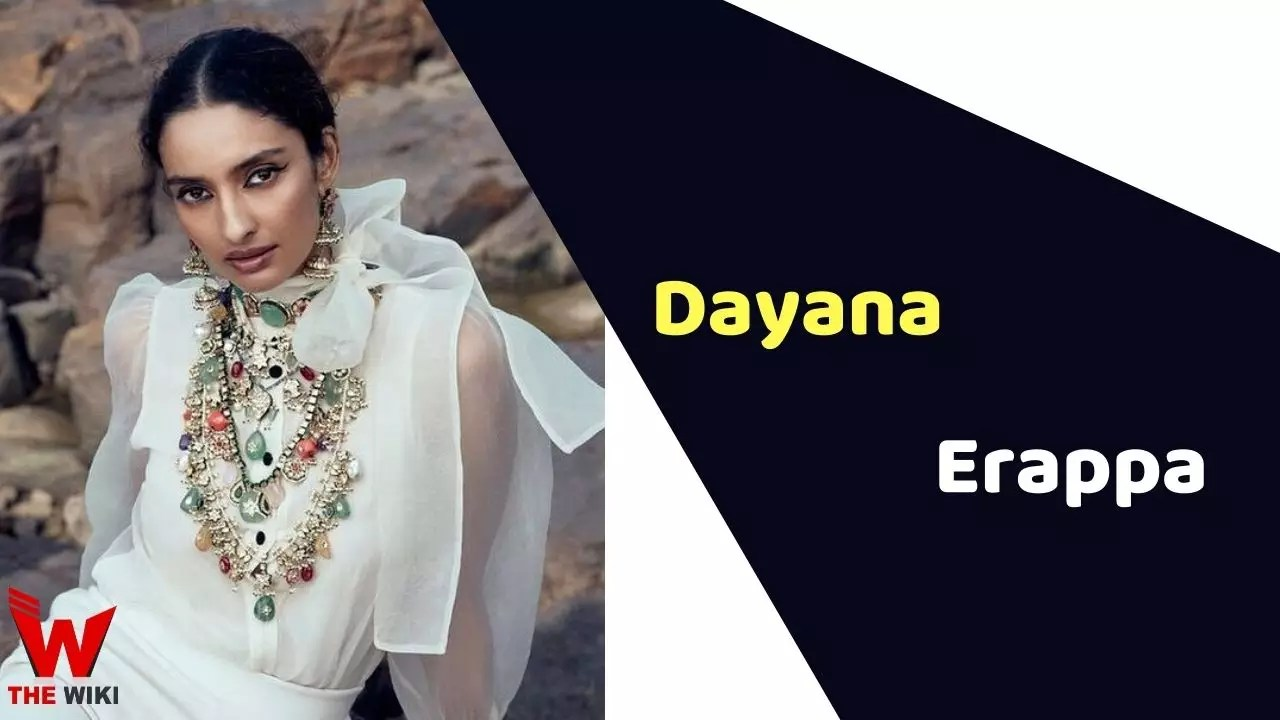 Dayana Erappa (Actress)