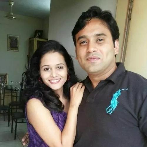 Deepti Shrikant and Amogh Waman Desai