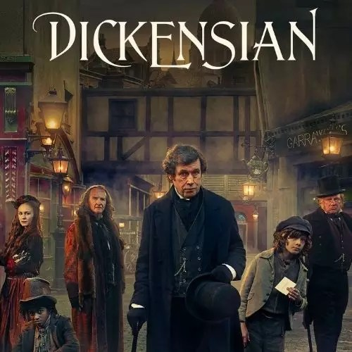 Dickensian (2016)