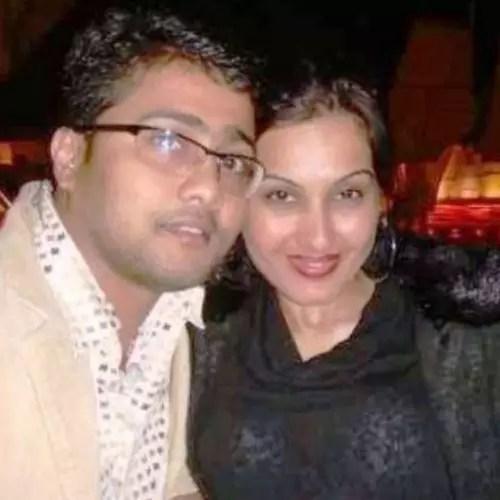 Kamya Punjabi and Bunty Negi