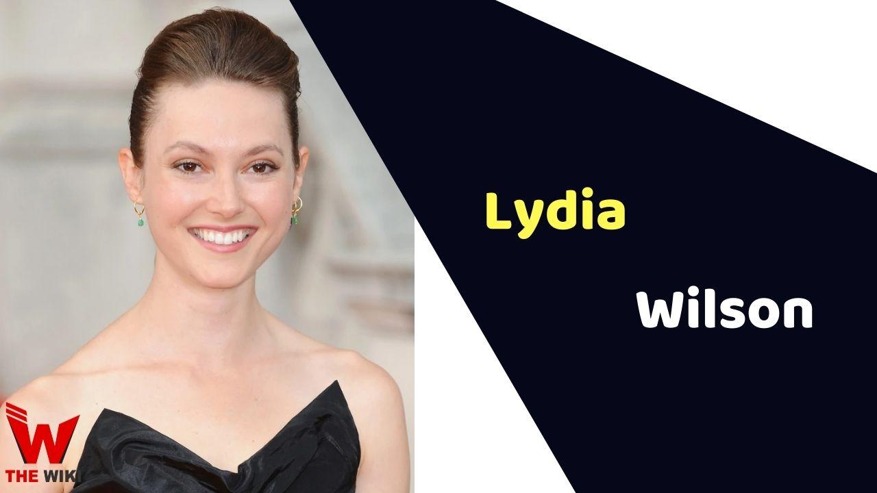Lydia Wilson (Actress)