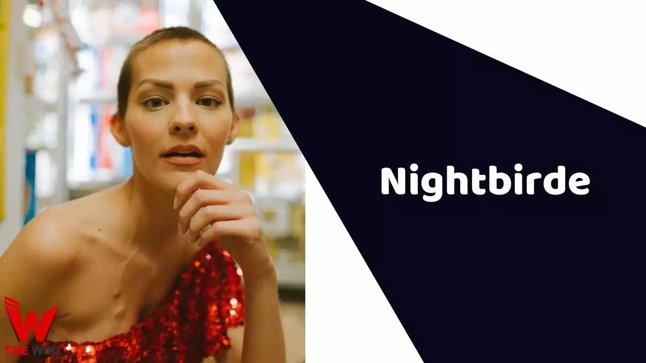 Nightbirde AKA Jane Marczweski (AGT)