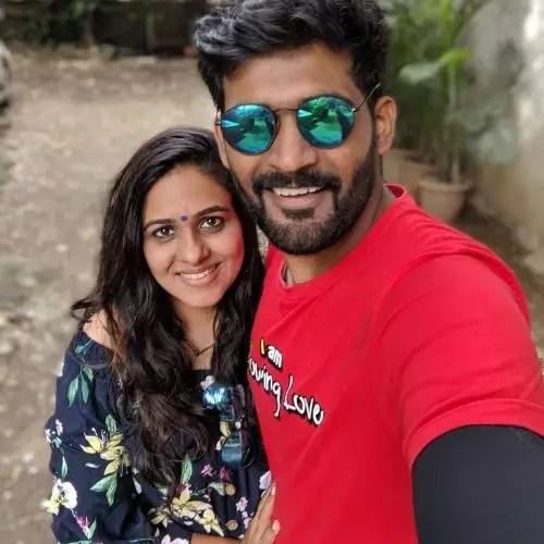 Niyati Mavinakurve and Abhiraj Rajadhyaksha