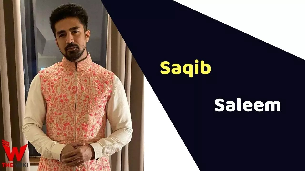 Saqib Saleem (Actor)