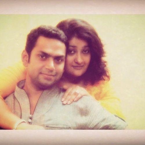 Sharib Hashmi and Nasreen Hashmi