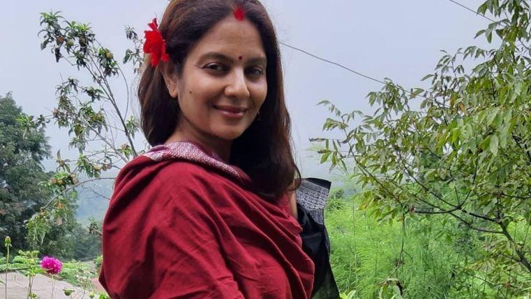 Sonal Jha (Actress)