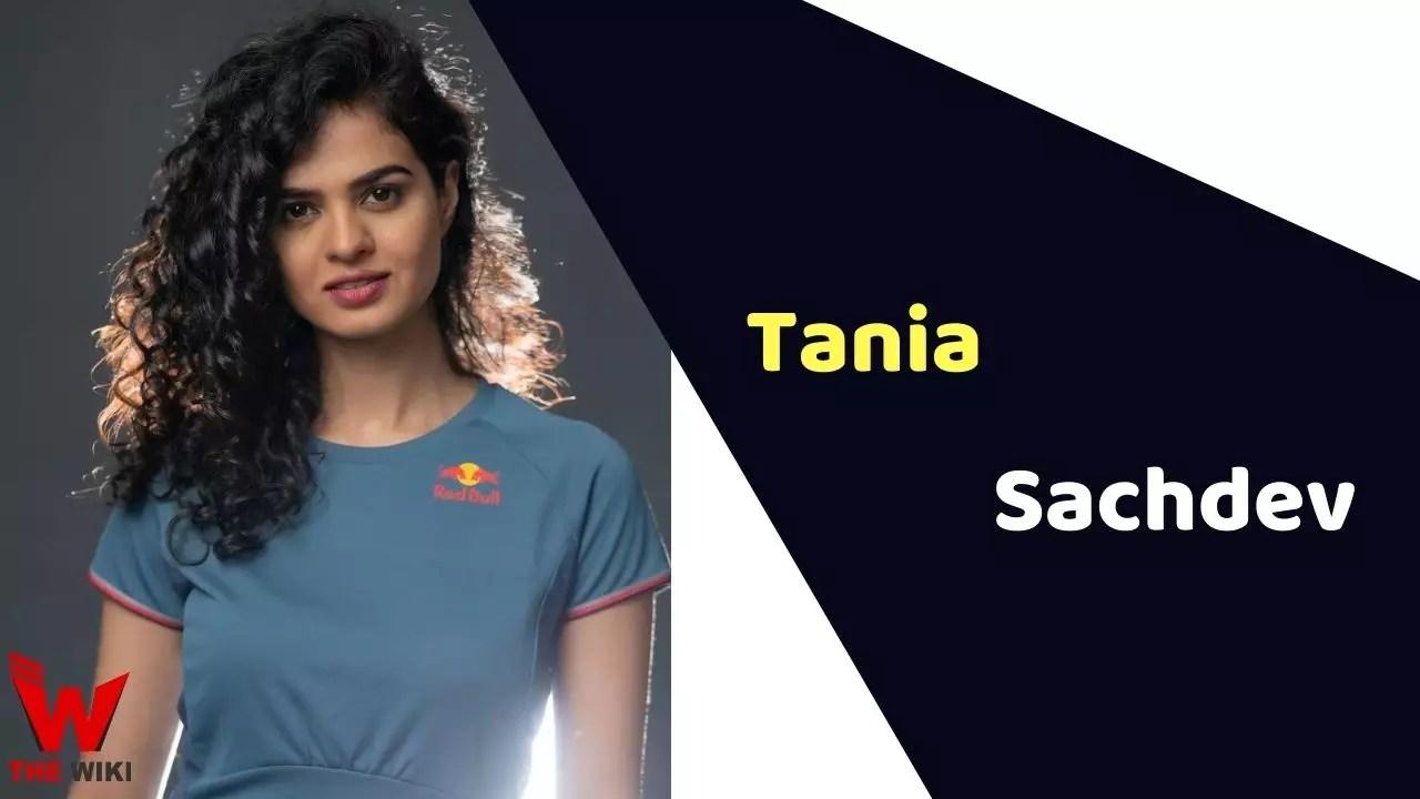 Tania Sachdev (Chess Player)