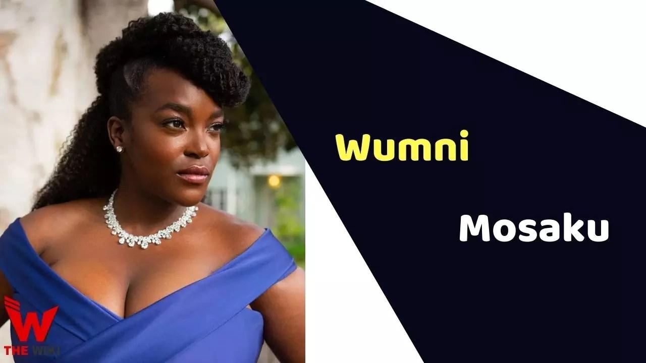 Wunmi Mosaku (Actress)