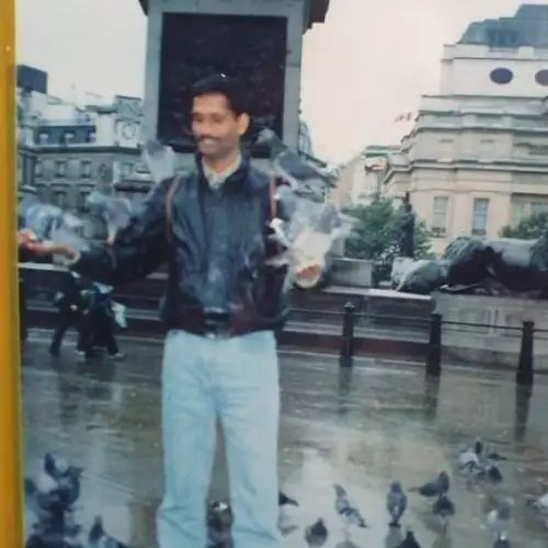Amita Suman father