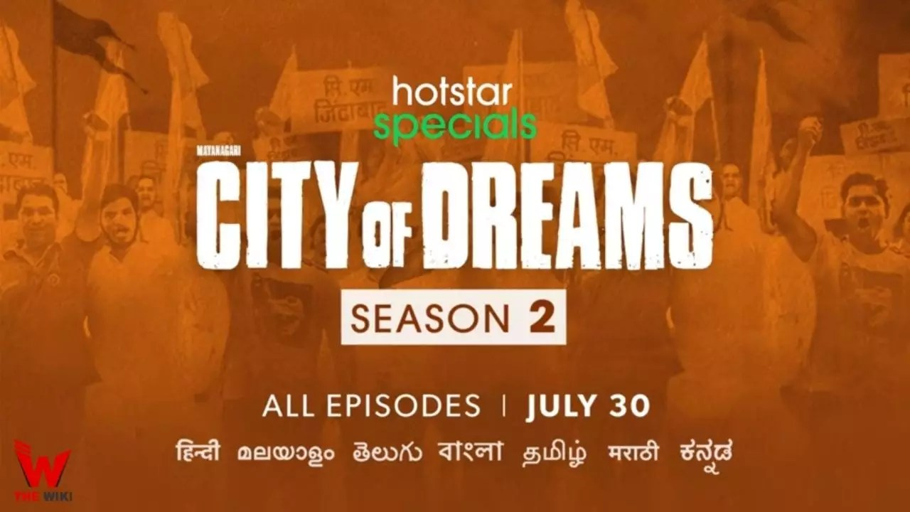 City Of Dreams Season 2 (Hotstar)
