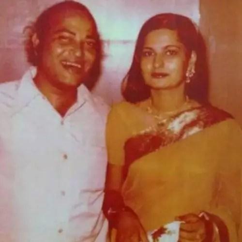 Hasan Zaidi Parents