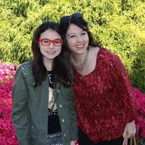 Julia Antonelli with Mother