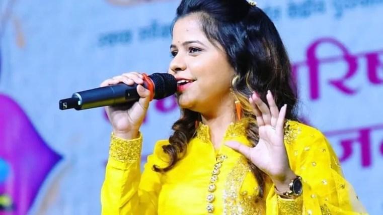 Kartiki Gaikwad (Singer)
