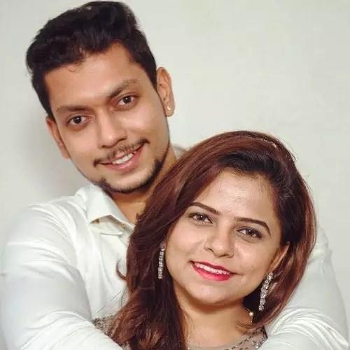 Kartiki Gaikwad and Ronit Kalidasrao Pise