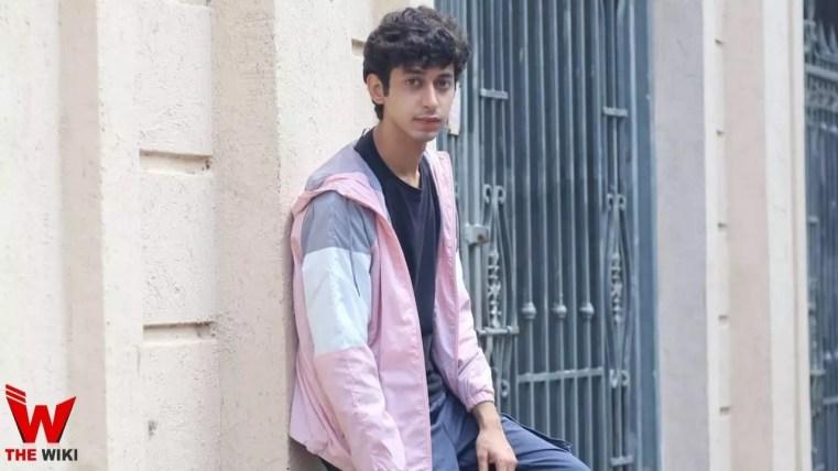 Mihir Ahuja (Actor)