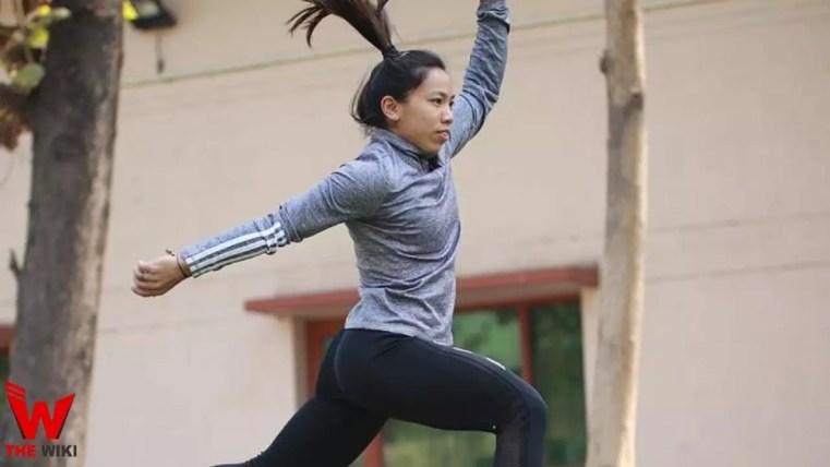 Mirabai Chanu (Weightlifter)