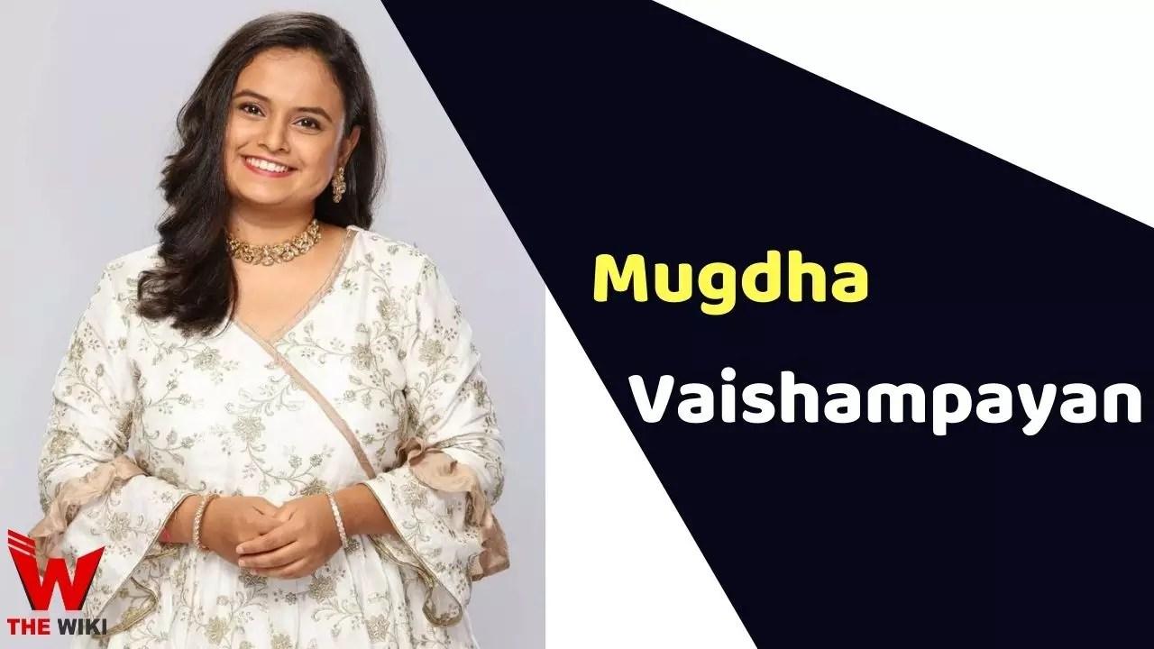 Mugdha Vaishampayan (Singer)
