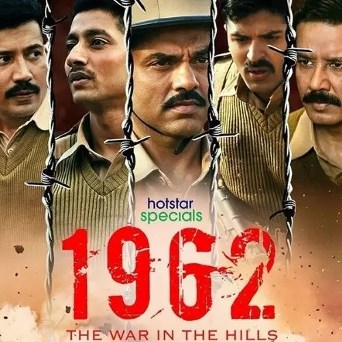1962 The War In The Hills (2021)