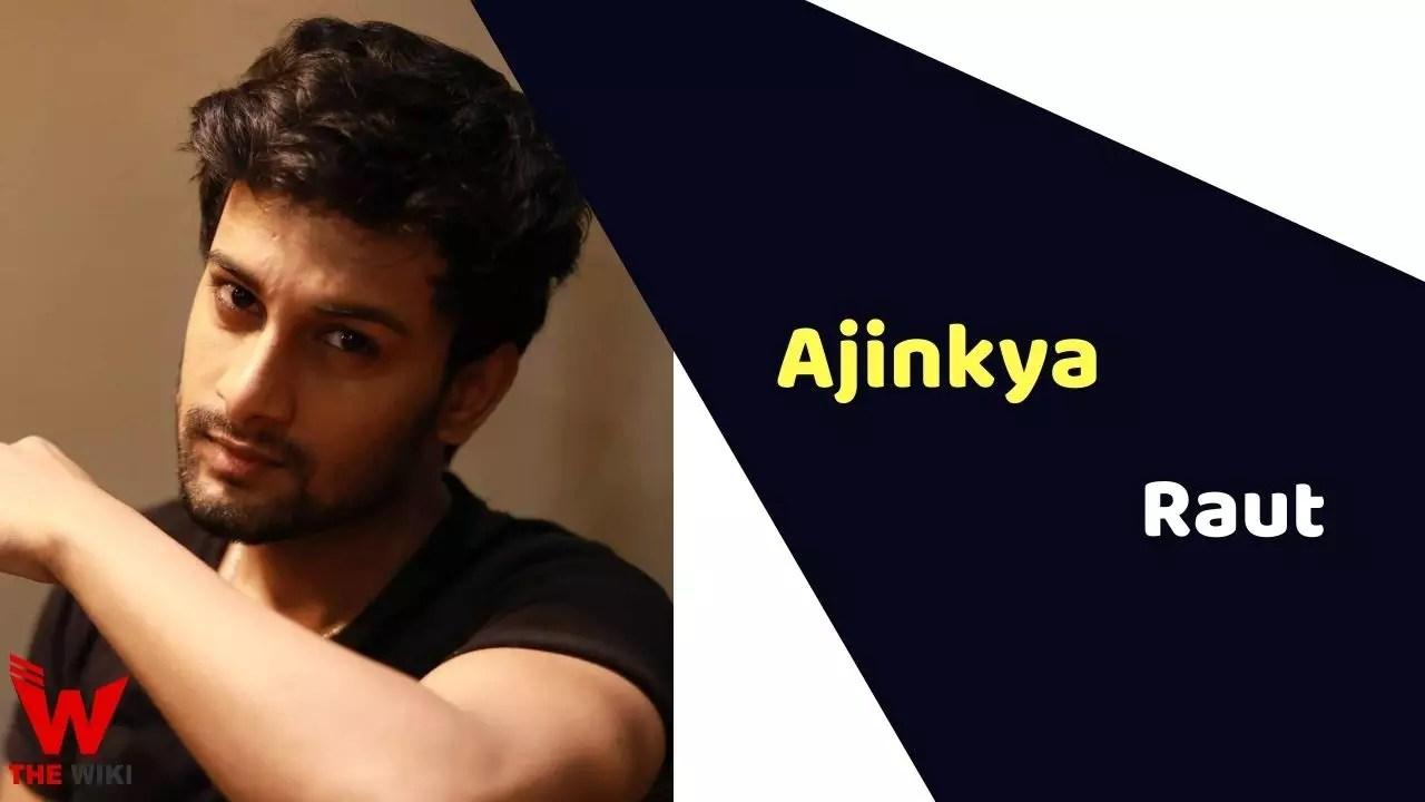 Ajinkya Raut (Actor)